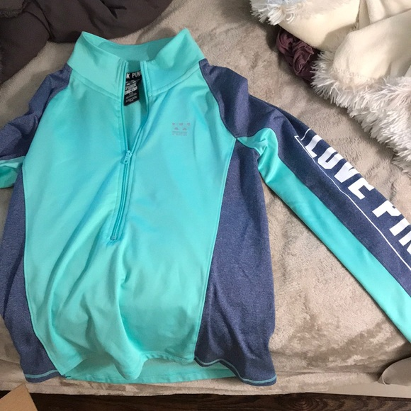PINK Victoria's Secret Other - Pink zip up! Never worn!
